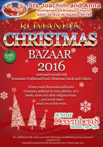 Romanian Christmas Bazaar